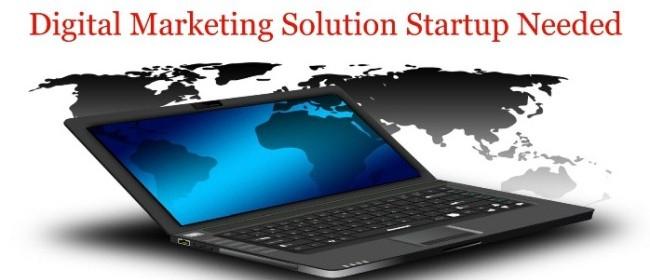 Digital Marketing Solution Startup Needed