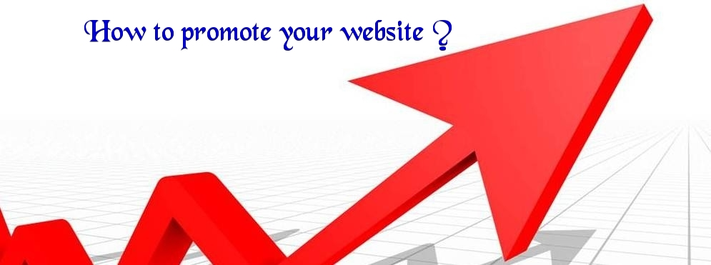 website promotion method