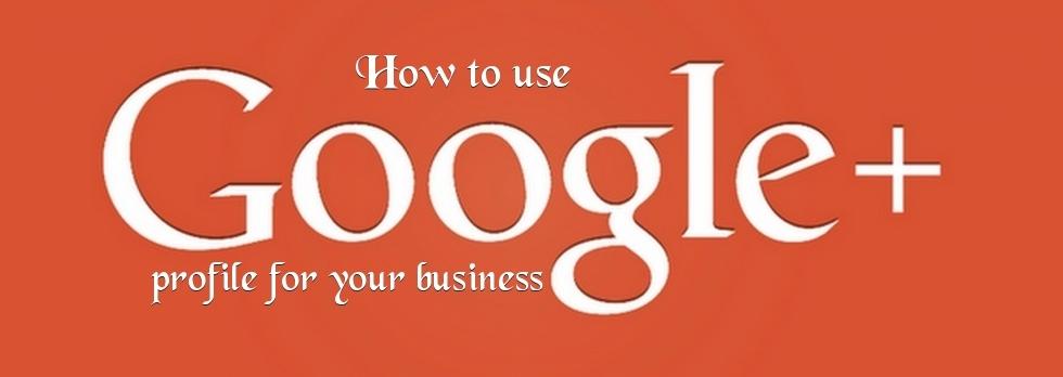 google plus business profile