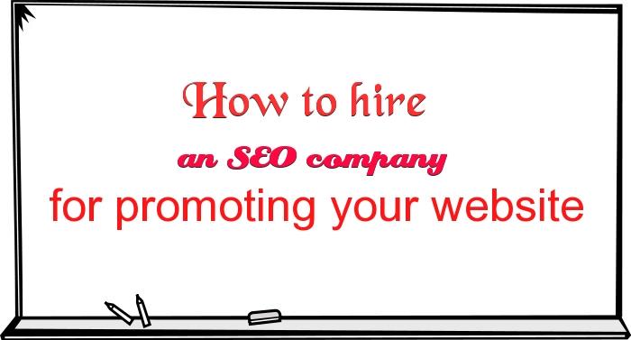 hire an seo company