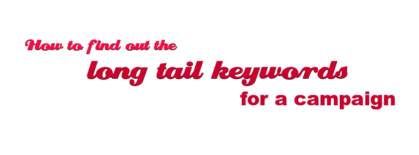 long tail keyword
