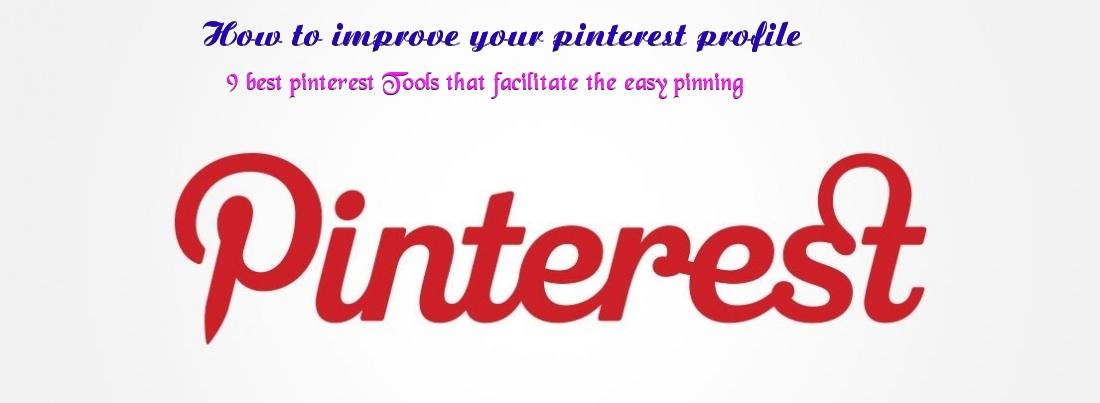 improve pinterest profile