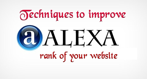 improve alexa rank