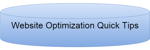 quick tips for website optimization