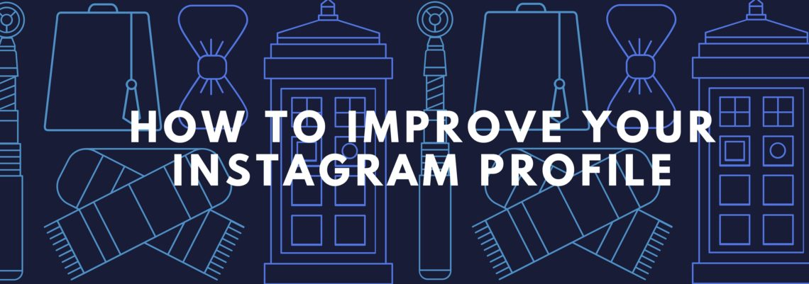 Improve your instagram profile