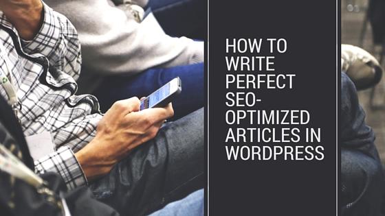 SEO-Optimized Articles