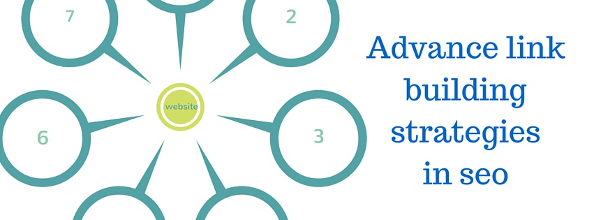 Advance link building strategies in seo