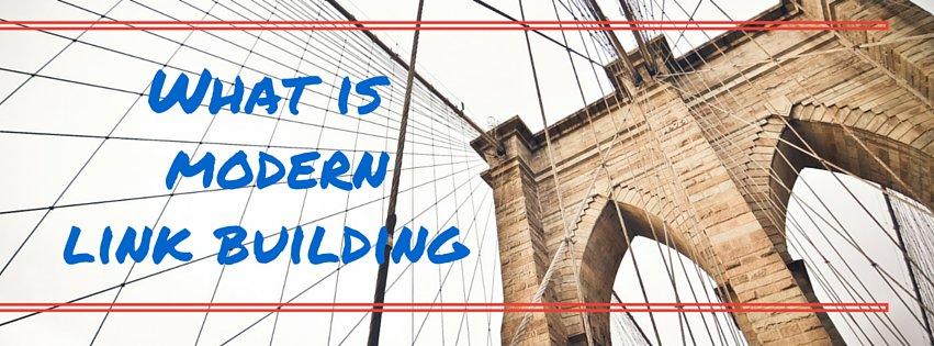 modern link building techniques