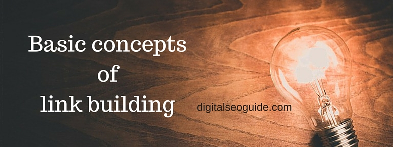 basic concepts of link building