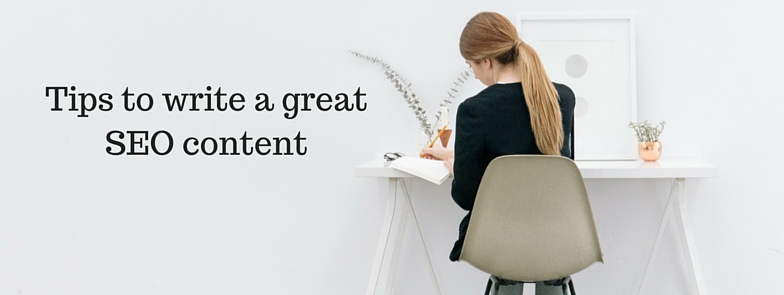 Great seo content writing