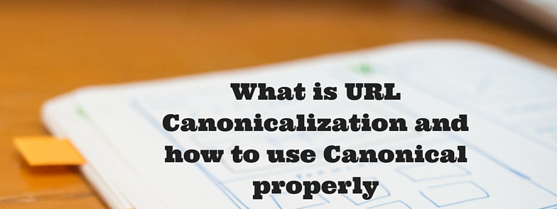 What is URL Canonicalization
