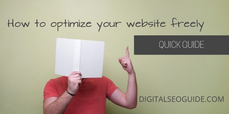 website optimization quick guide