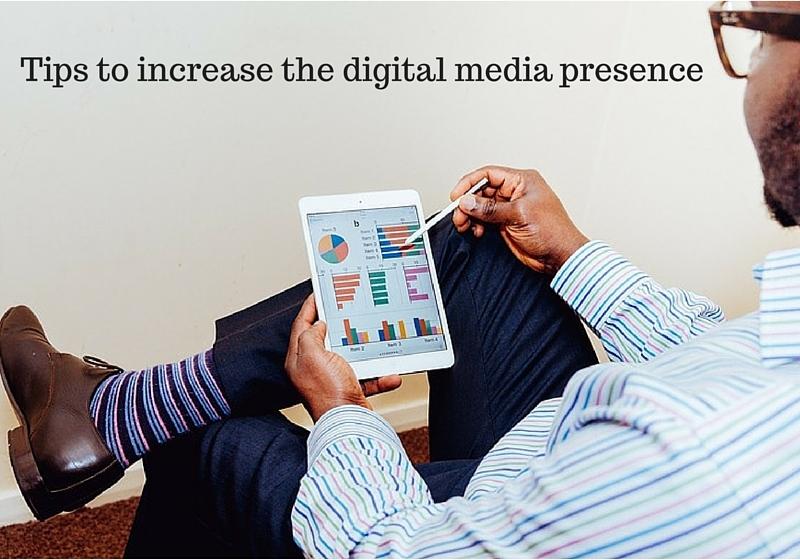 improve the digital presence