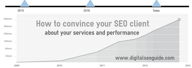 How to convince your SEO client