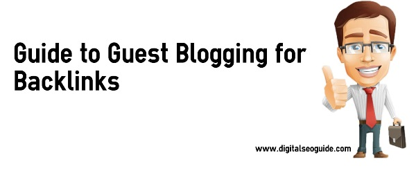 Guest Blogging for Backlinks