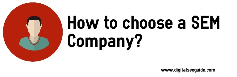 how to choose sem company