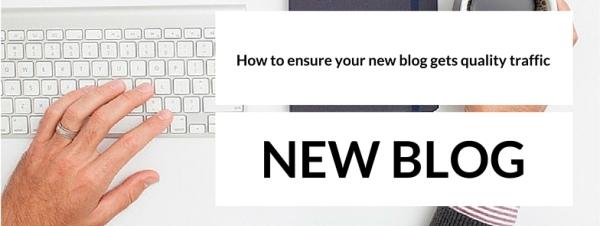 essentials checklist for new blog