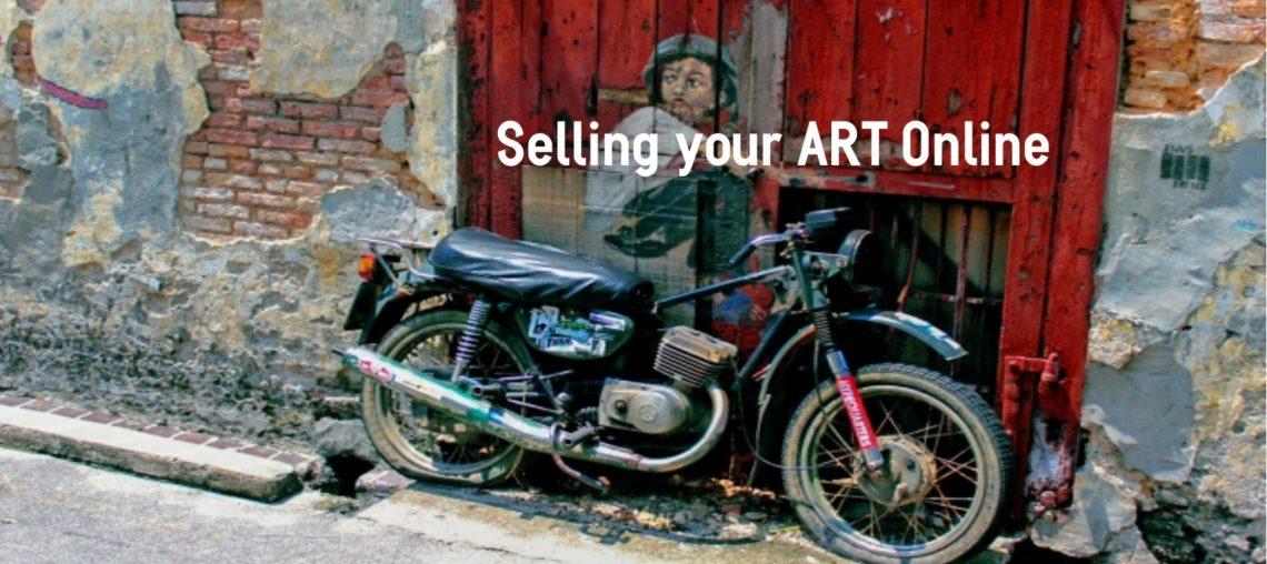 selling art online 2016