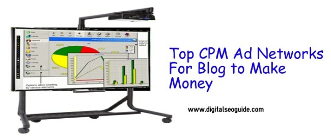 Top CPM Ad networks for Blog