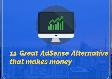 google adsense alternatives best money making