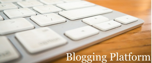 right blogging platform
