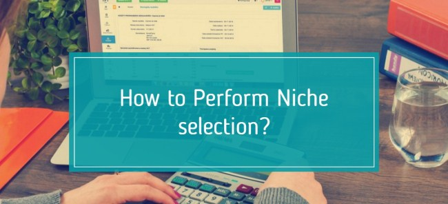 How to Perform Niche selection