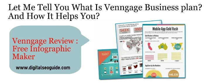 venngage business plan review