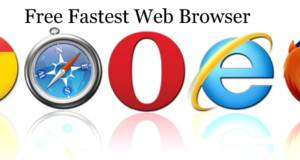 Free Fastest Web Browser List for PC and Android