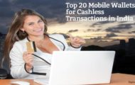 Mobile Wallets for Cashless Transactions