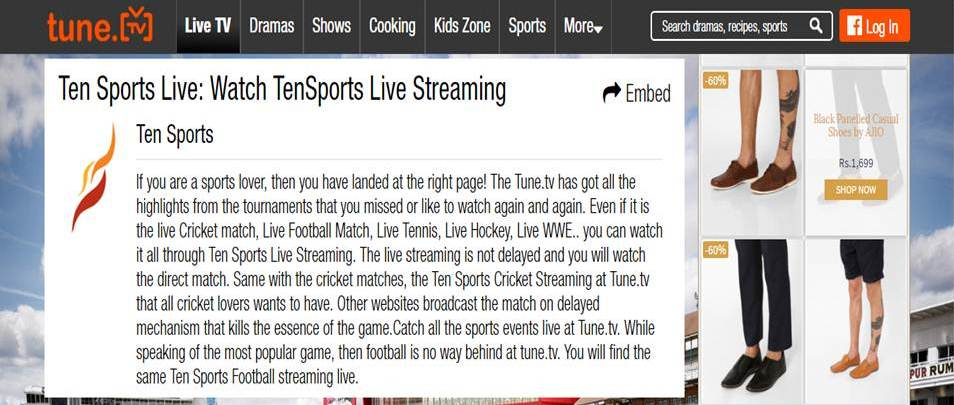 25 Best Free Sports Streaming Websites 2019 (Updated New Sites)