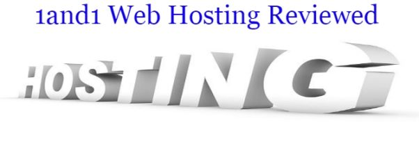 1&1 Web Hosting Review
