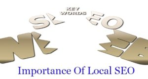 Importance Of Local SEO