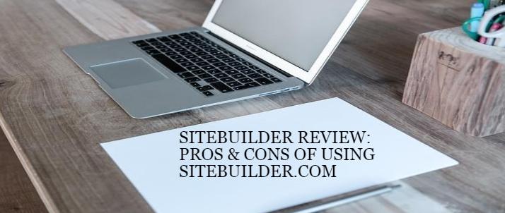 SiteBuilder Review