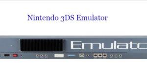 Best nintendo 3ds emulator for pc