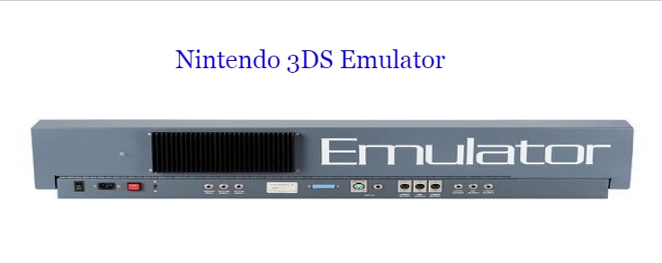 15 Best Nintendo 3DS Emulator For Android ,iOS and PC [Updated]