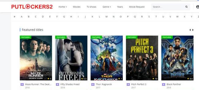 download sites for movies 2018