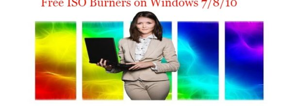 Free ISO Burners For Windows 7/8/10