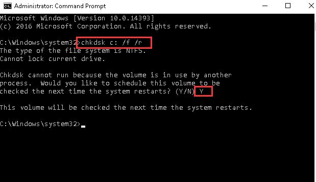 error dpc_watchdog_violation