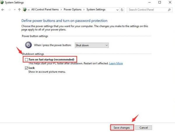 dpc_watchdog_violation windows 10 fix