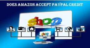 does amazon accept PayPal