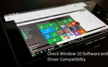 Check PC for Window 10 software and driver compatibility