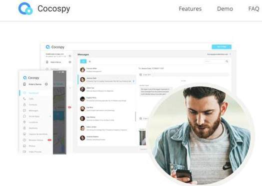CocoSpy Cell Phone Tracker