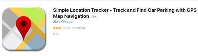 Simple Location Tracker