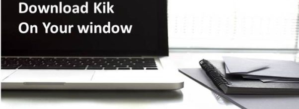 how to use Kik on pc