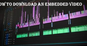 How To Download an Embedded Video
