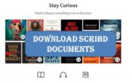 download from Scribd
