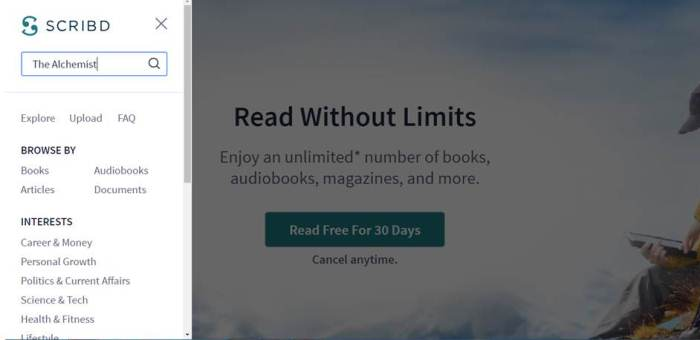 How To Download Scribd Documents For Free (100% Working)