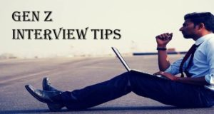 generation z interview tips