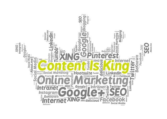 content marketing increase sales
