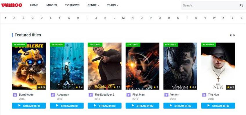 30 Sites Like 123movies To Watch Movies Online 2019